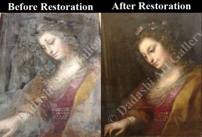 Services dadashi art gallery three generations of artists art restoration solutioingenieria Image collections